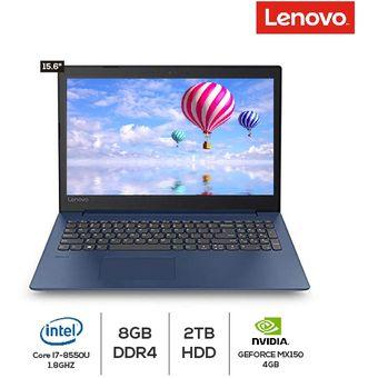 bbd4237aa520 Compra LENOVO IDEAPAD 330-15IKB Intel Core I7 8550U,8Gb RAM, HDD 2TB ...