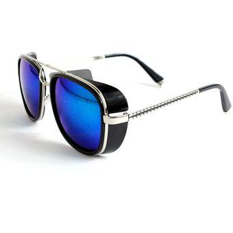 Compra Gafas De Sol Iron Man Tony Stark 6 Colores Resistentes online ... 1f6ebb7d0bb3