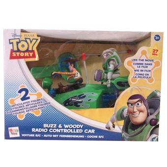 Compra Disney Toy Story Buzz   Woody Carro Radio Control online ... de1b7972cea