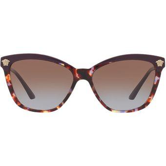 Compra Lentes Gafas De Sol Versace Original VE4313-Negro Café online ... 0ff367a5c9de