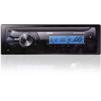 Autoestereo B52 Digital Bluetooth USB RM-2008BT