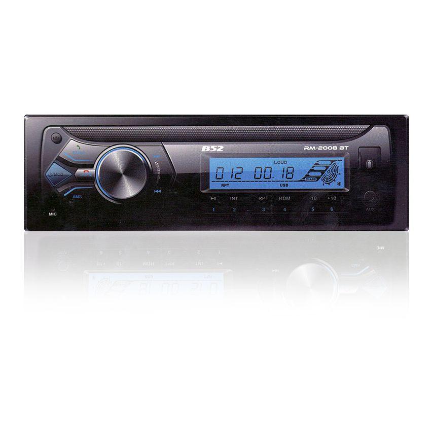 Autoestereo B52 Digital Bluetooth USB RM-2008BT