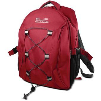 c3095d6881 Compra Mochila Klip Xtreme - Laptop hasta 15.4 pulgadas - Rojo ...