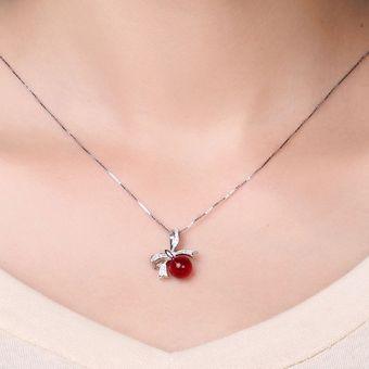 1fd448227652 collar Taladro de moda colgante mariposa mujeres bellas joyas exqui