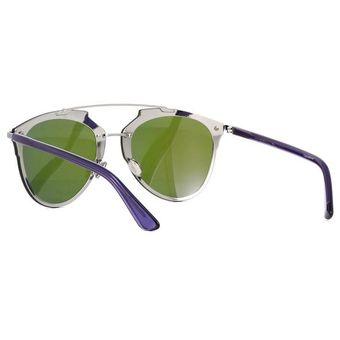3c0ec7901cdd6 Lentes De Sol Dior Reflected P 6LBTE -Morado Lente Verde Con Morado Espejo