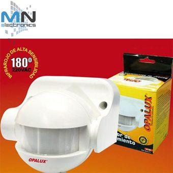 Compra Opalux Sensor De Movimiento Para Pared Para Foco Luz