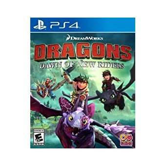 Dragons Dawn Of The New Riders – Ps4 – Físico