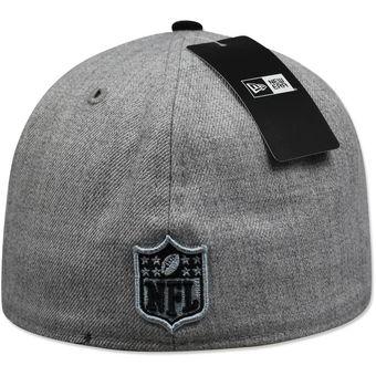 444002f9c6f6f Compra Gorra New Era 5950 NFL 2018 Raiders Draft Gris Negro online ...