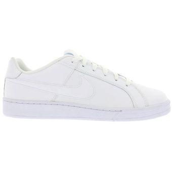 Zapatos blancos Nike Court para hombre cXXmo