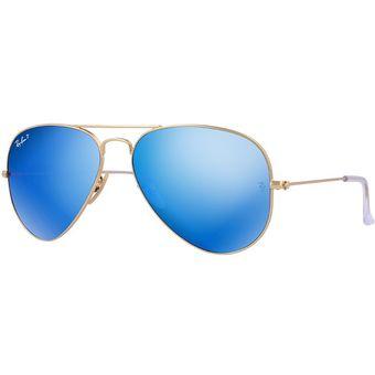 ray ban azules