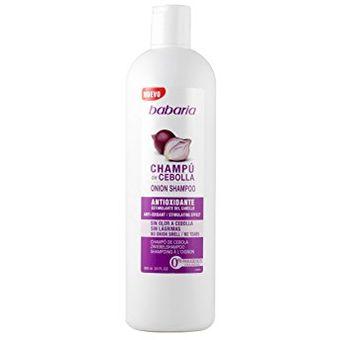 Compra Shampoo Babaria Cebolla 600 Ml online  507f1295995
