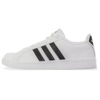 Compra Blanco Clean Cf Mujer Aw4287 Tenis Adidas Advantage HqF8HxrY 3f7d5a8c338