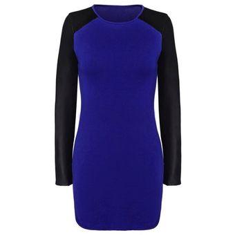 Colombia Mujer Compra Azul Cuero Linio Chaqueta Online Sintético x70w0nrFgq