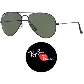 ... low price anteojos de sol ray ban rb3025 002 58 aviator negro con verde  oscuro polarizados aliexpress tienda rtyaz 75g6kb frame ray ban wayfarer  rb2132 ... 889254cefc
