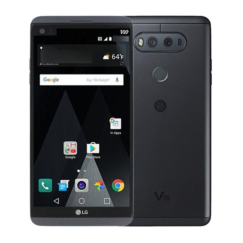 Smartphone LG V20 VS995 4+64GB Single Sim Negro