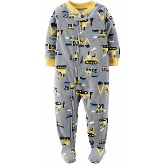 64b4cba93165 Compra Pijama Enterizo De Pies Antideslizante Bebe Niño Carter's ...