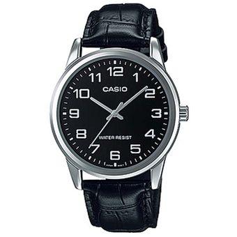 3ec965fea3b0 Compra Reloj Casio LTP-V001L-1B-Negro Con Plateado online