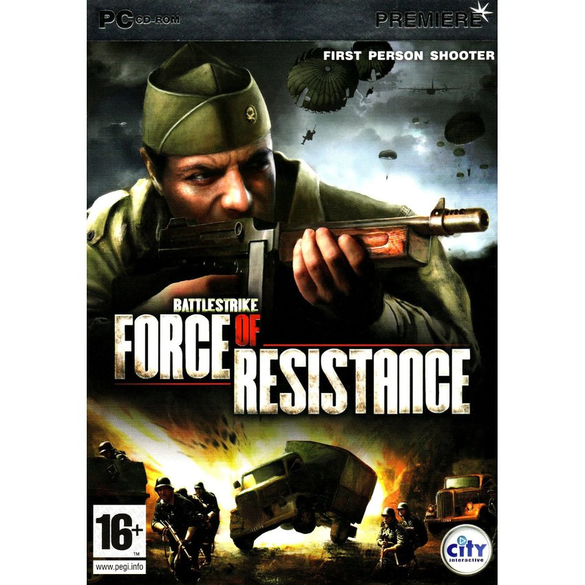 Battlestrike Force Of Resistance PC