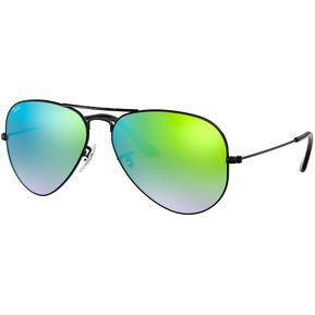 Lentes de Sol Ray-Ban RB3025-Verde 6cc69009f723