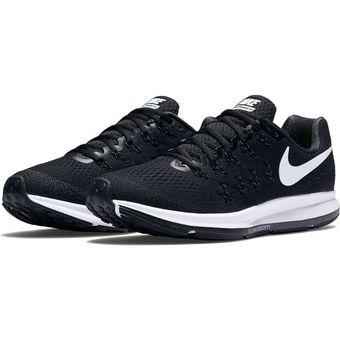 the best attitude c837a b2dfc Agotado Tenis Running Mujer Nike Air Zoom Pegasus 33-Negro
