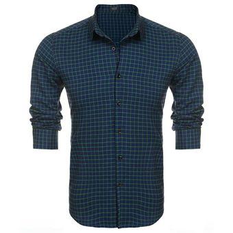 65308100ff707 Compra Camisa Cuadros Para Hombre-Verde online