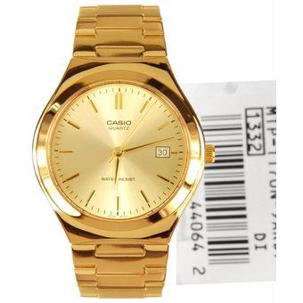 ef92ce4758e1 Compra Reloj Casio Hombre Mtp1170n 9a Análogo Bañado En Oro online ...