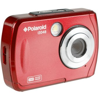 Compra Polaroid iS048 Digital Camera (Red) online   Linio Perú 6a9470e5f5