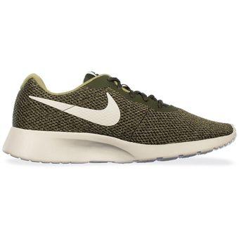 782bbe96222df Compra Tenis Nike Tanjun SE - 844887303 - Verde Oliva - Hombre ...
