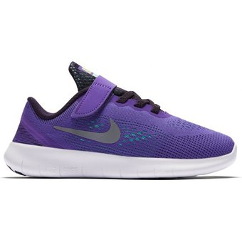 8e7e04d7bf2 Compra Zapatillas Running Niños Nike Free Running-Morado online ...