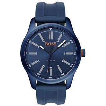 04562bcbe1f0 Compra Reloj Hugo Boss Dublin 1550046 para Caballero-Azul online ...