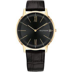 96d65c5bfea3 Tommy Hilfiger - Reloj 1791517 Analog Black Sport Quartz para Hombre