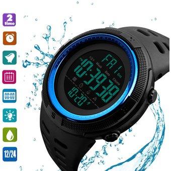 30a794303ccf Compra Relojes Hombre Deportivo Sumergible Cronómetro Temporizador ...