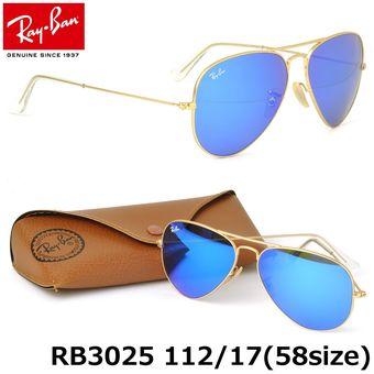 c49257cc7b764 Compra Lentes De Sol Ray Ban Aviador RB3025 112 17 Large Metal 58mm ...