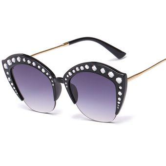 f10c9faf97 Compra Gafas De Sol Para Mujer 360DSC-negro+gris online | Linio Colombia