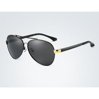 Compra Nuevos Hombres Y Mujeres Gafas De Sol Polarizadas-oro online ... 6f65901f28aa