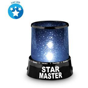 Redlemon Lámpara Proyector De Estrellas Para Niños Luces LED b476cbda121bc