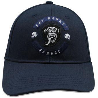 98a42d55965 Compra Gorra Gas Monkey Skull Marino Unitalla online   Linio México