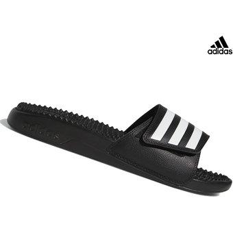 fatiga enfermo Resentimiento  Sandalia Adidas Adissage TND Unisex - Negro | Linio Perú - AD484FA0ZMIHILPE