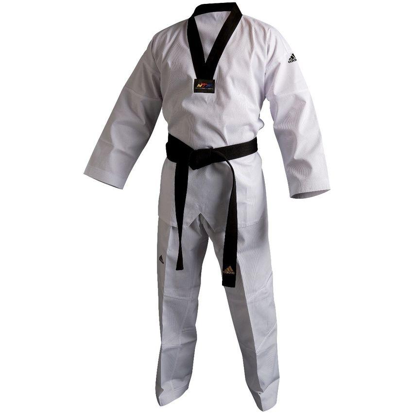 Uniforme adidas taekwondo adi-club nueva edición sin lineas