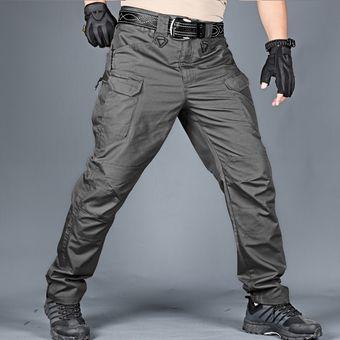 Pantalones Camuflados Para Hombre Pantalones Militares De Bolsillo Multiple Elasticos Para Hombre Pantalones Para Correr Al Aire Libre Pantalones Tacticos De Talla Grande Para Hombre Cui X7 Black Linio Peru Ge582sp12zyozlpe