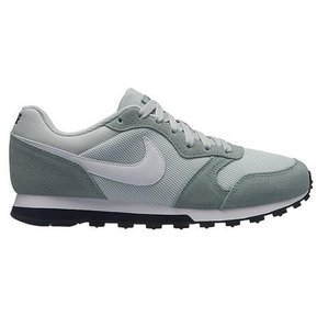 Tenis Nike Md Runner 2 Plata Blanco Originales 749869 013 84a517a7493
