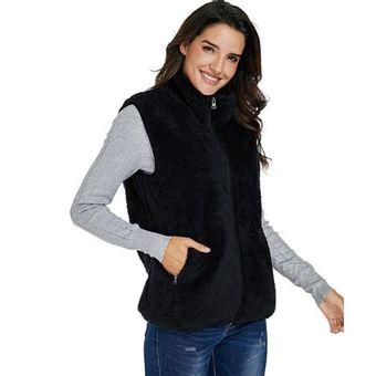 Compra Chaleco Abrigo para invierno Tailun-cool-Negro online  e3f548a7b6aca