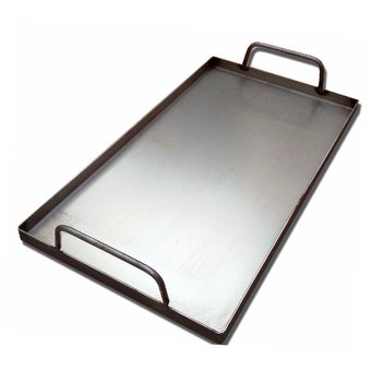 Compra plancha de fierro churrasquera 80 x 40 4 mm - Plancha de cocina para empotrar ...