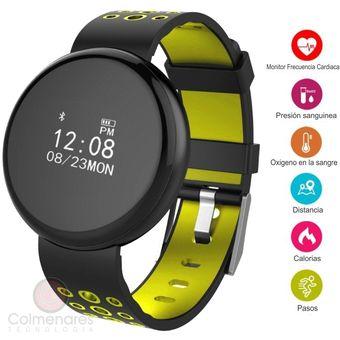 d7bf1cf0e3b Compra Reloj Inteligente Smartwatch Sport Fitness Dama I8 Bluetooth ...