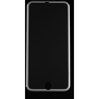 bf6213f6929 Agotado ER Membrana De Acero De Borde De Metal Vidrio Templado Protector De Pantalla  Para IPhone 6