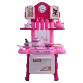 1899bddd70 cocina de juguete niña infantil luces y sonidos