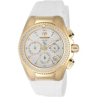 ded440987167 Compra Reloj Technomarine TM-416002 Blanco Mujer online