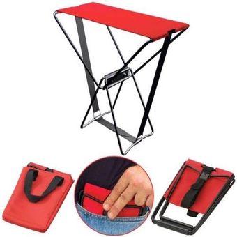 Mini Portatil Plegable Silla Camping Desarmable jqzVULSpGM