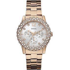Reloj Guess W0335L3 Para Dama - Oro Rosa 4a9dbd588e8c