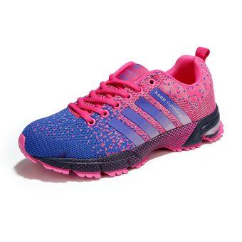 e8ba0aa45 Compra Nuevos zapatos deportivos de colchón de aire-Morado online ...